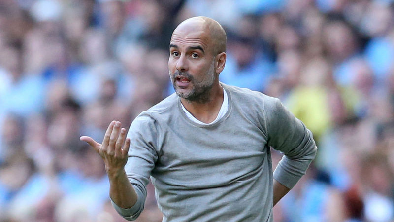 Guardiola: Manchester City could not afford to lose more ground on Liverpool