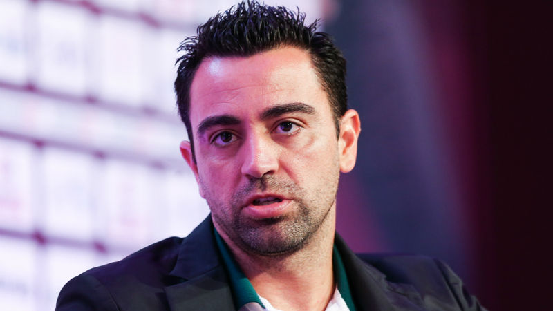 Xavi still dreaming of becoming Barcelona coach