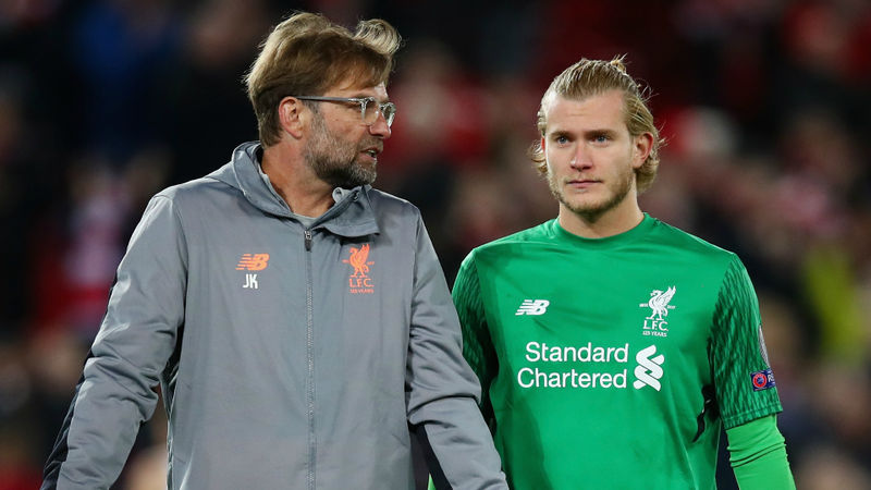 Karius still in contact with Klopp, unsure about future