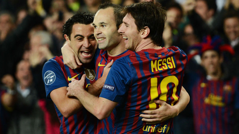 Iniesta: There will never be another Barcelona generation like ours
