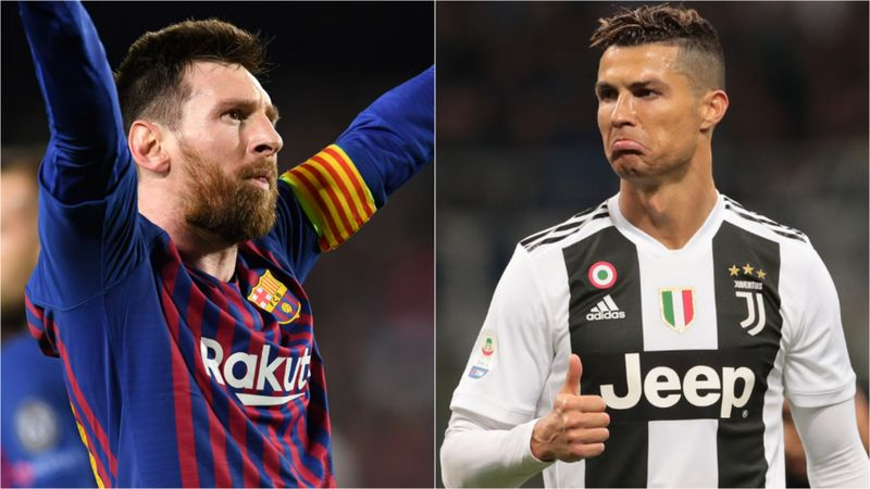 He makes it so easy - Rooney believes Messi is better than Ronaldo