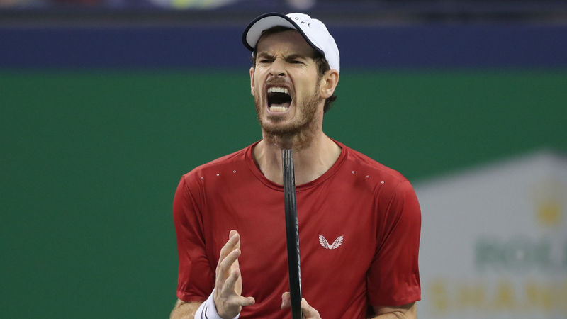 Coronavirus: 'Where's my player going?!' – Murray provides entertainment during virtual Madrid Open