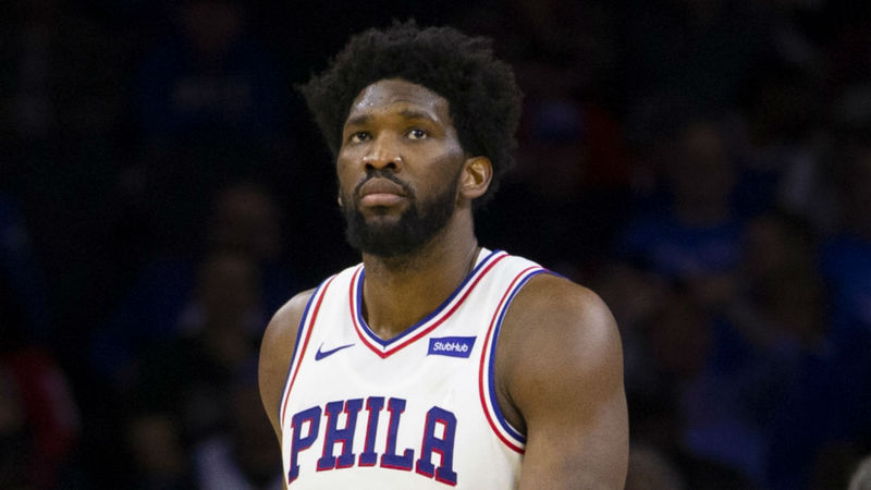 Coronavirus: Embiid joins forces with 76ers to donate $1.3m to healthcare workers