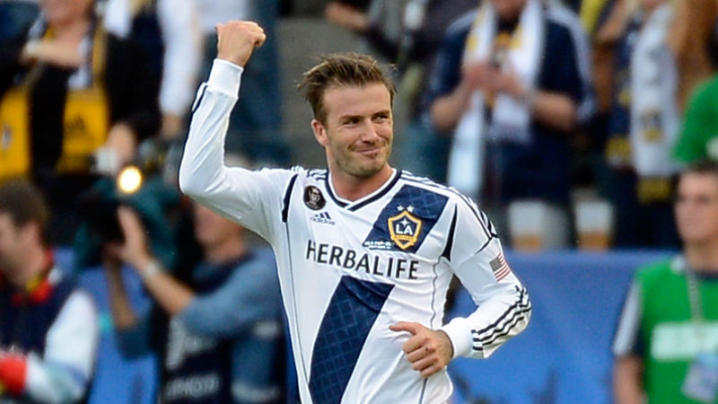 MLS 24 years on: Beckham, Zlatan and the landmark moments
