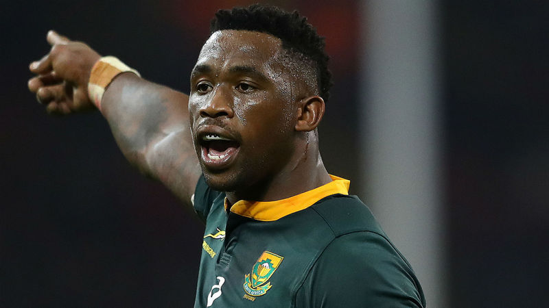 Coronavirus: We must continue Mandela's legacy - Kolisi helping South Africa fight COVID-19