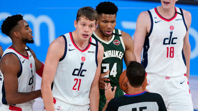 Bucks star Giannis suspended for one game