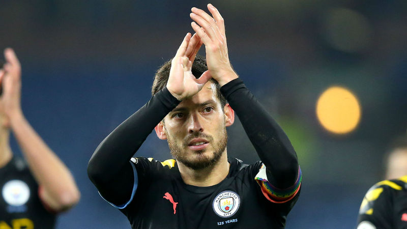 Man City legend David Silva to be immortalised with statue
