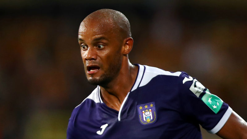 Vincent Kompany retires and takes over as full-time Anderlecht head coach