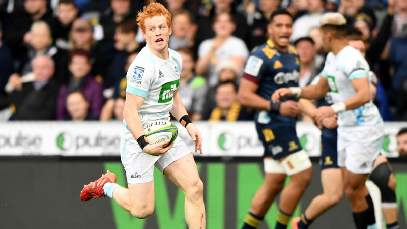 Blues stay in Super Rugby Aotearoa title hunt with Highlanders win