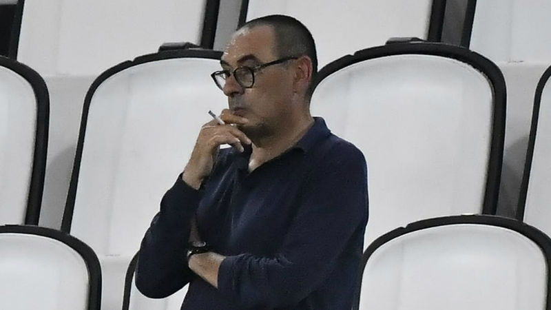 A little fear can do us good - Sarri says Juventus slump can focus minds for Lyon