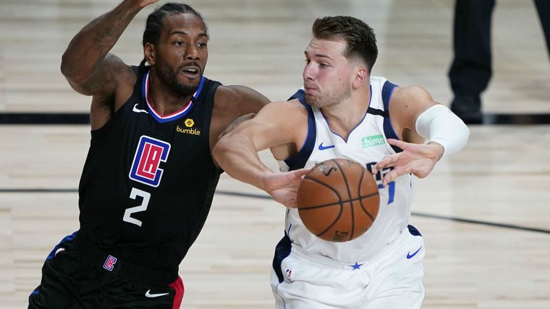 Doncic's Mavs bounce back against Clippers, Celtics heap further misery on 76ers