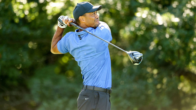 English among four tied for lead as Tiger makes solid start at Northern Trust