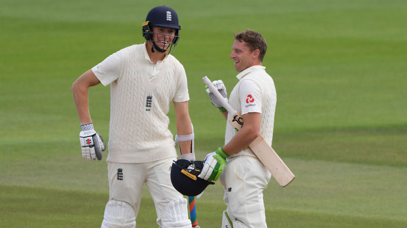 We ran out of things to talk about! – Crawley lauds Buttler after mammoth partnership