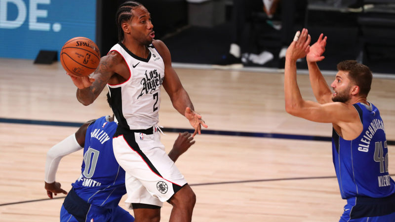 Kawhi's Clippers crush Mavs to take series lead, Nuggets stay alive in NBA playoffs