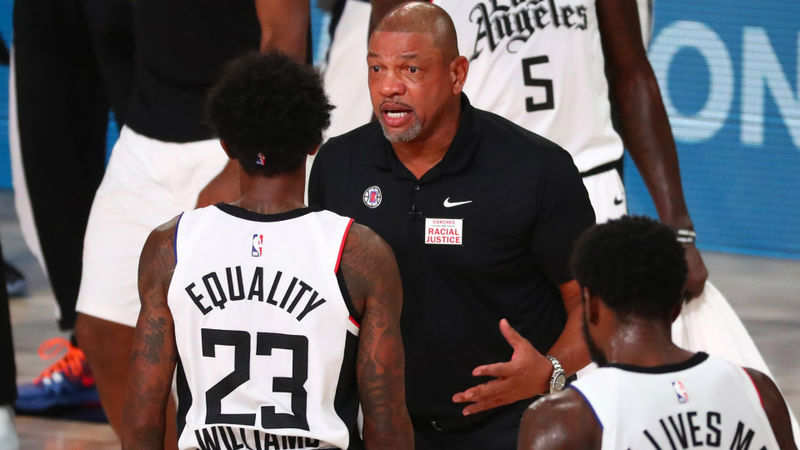 Clippers thought NBA season was over after boycott – Rivers