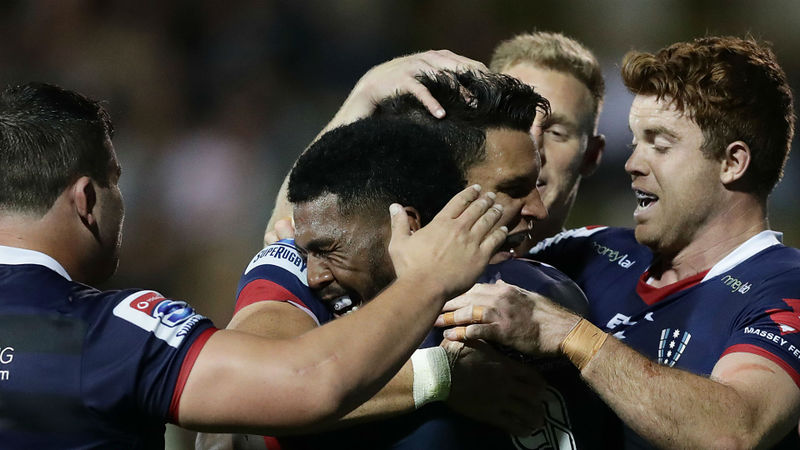 Rebels 32-38 Waratahs: Toomua's late penalty boosts losers' finals hopes