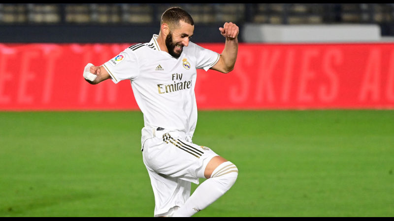 Real Madrid star Benzema fancies a crack at MMA