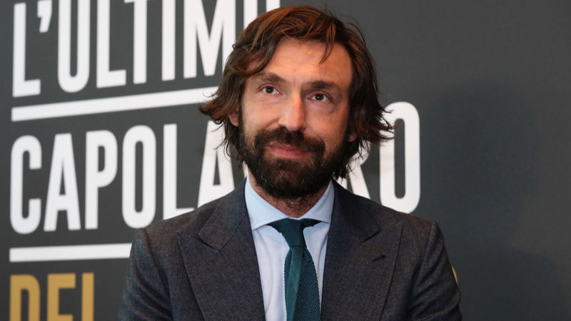 Pirlo named new Juventus head coach