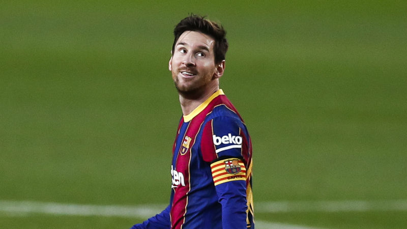 Messi absent again for Barcelona's Ferencvaros trip