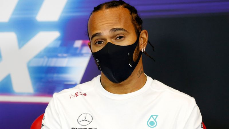 Hamilton 'devastated' to miss Sakhir GP after positive coronavirus test