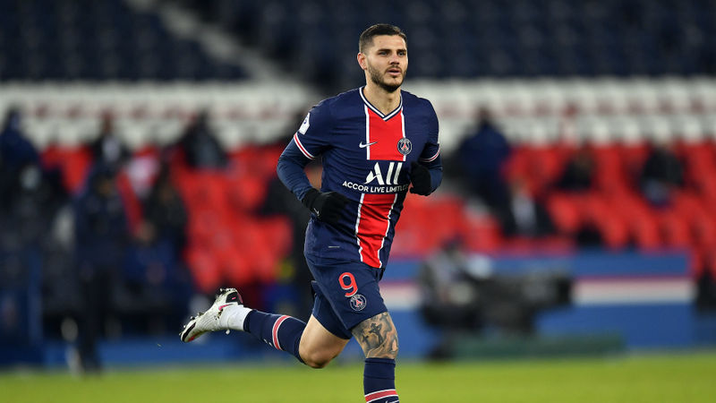 PSG without Icardi and Sarabia for Man Utd clash