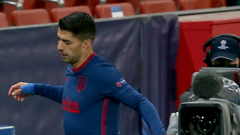 I would be angry too! - Simeone understands Suarez and Saul's reactions to being subbed