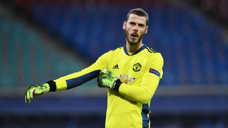 Solskjaer backs under-fire Man Utd keeper De Gea