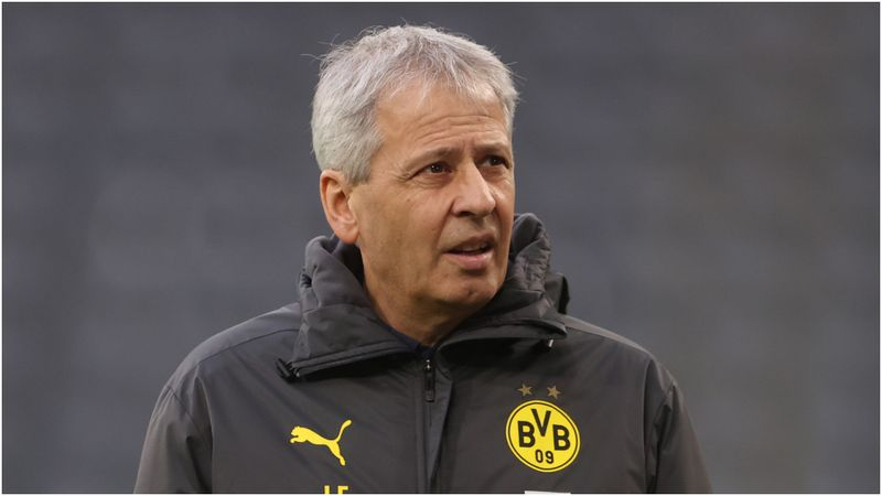 Favre sacked by Dortmund following Stuttgart humiliation