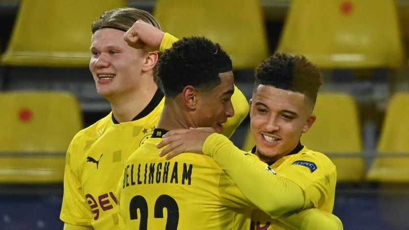 Borussia Dortmund sack Lucien Favre: Brigade of youth stars gives Terzic limitless possibilities