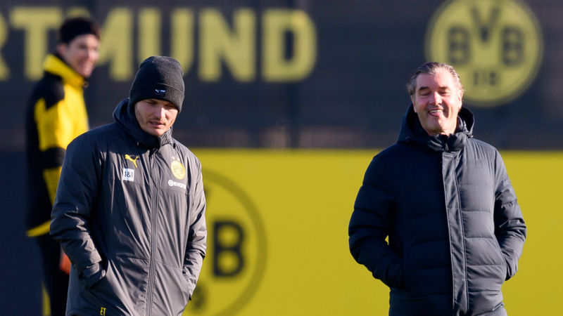 Dortmund interim boss Terzic promises attacking football after replacing Favre