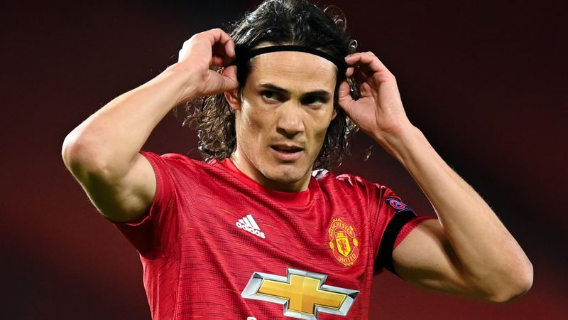 Cavani unlikely to face Sheffield United, says Solskjaer