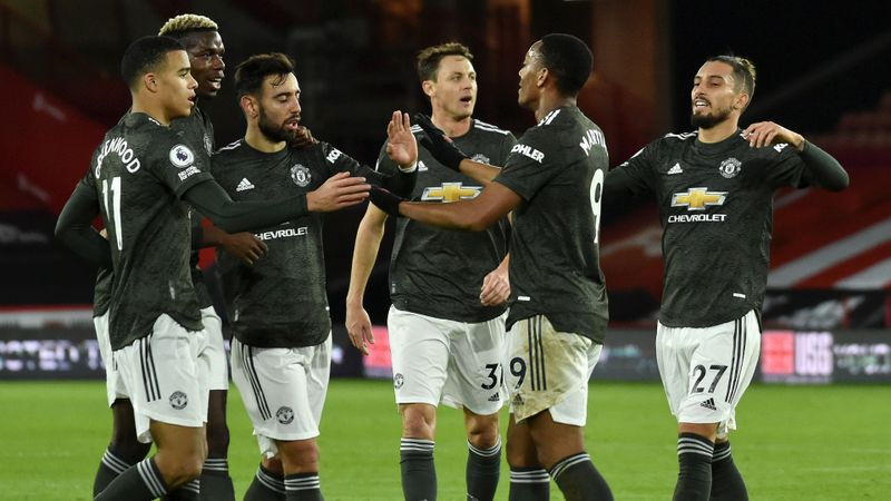 Sheffield United 2-3 Manchester United: Rashford double spares Henderson's blushes