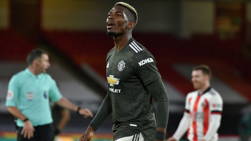 Solskjaer praises 'excellent' Pogba performance
