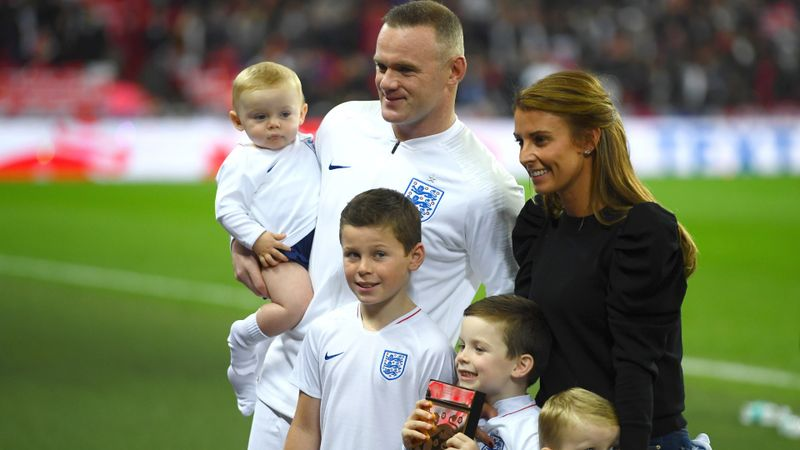 'Remember the name' - Kai Rooney signs for Manchester United