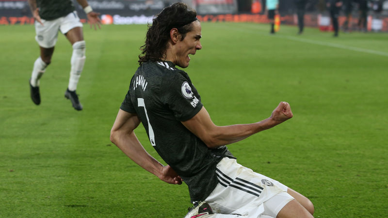 PSG boss Tuchel hails Man Utd's Cavani ahead of reunion