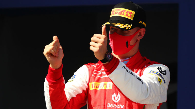 Mick Schumacher: The Ferrari academy graduates who made it to F1