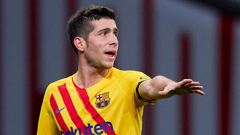 Sergi Roberto tests positive for coronavirus