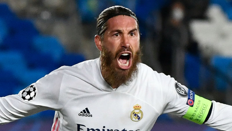 Sergio Ramos calls out Conor McGregor as Real Madrid captain teases UFC superstar