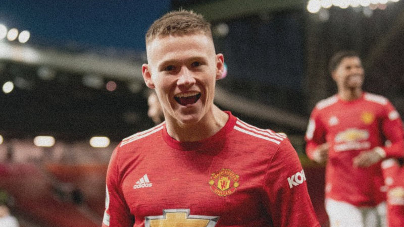 Manchester United 6-2 Leeds United: McTominay makes history as fast-starting hosts ease to victory