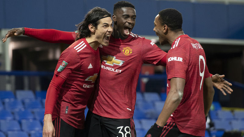 Martial's confidence was bruised – Solskjaer backs Man Utd forward after criticism