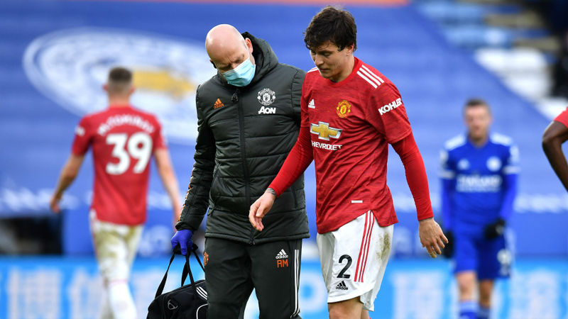 Solskjaer suggests Lindelof could be facing back surgery