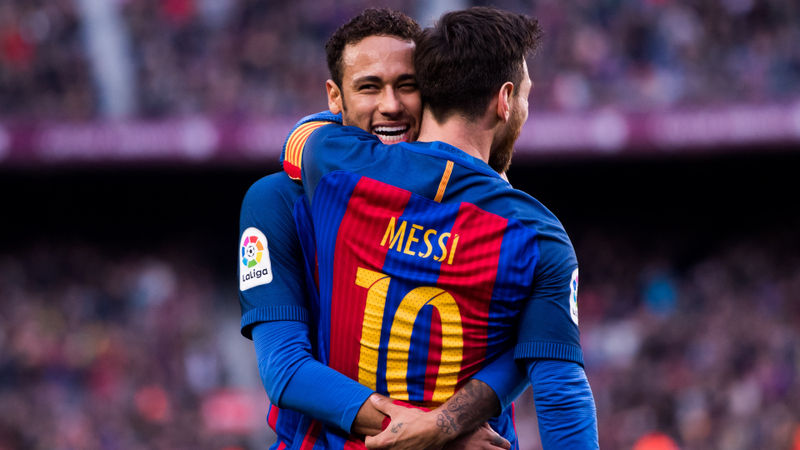 Messi encouraged by Koeman but doubts return to glory: 'Neymar? There is no money'
