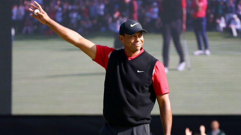 Happy birthday Tiger! The stunning statistics as Woods turns 45