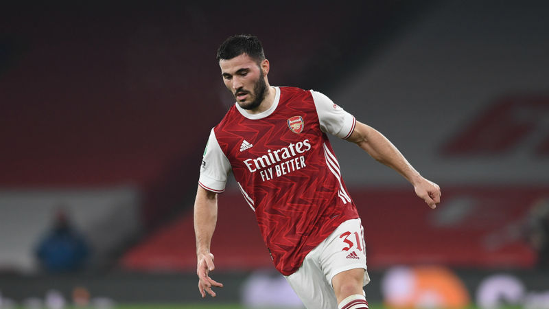 Arsenal defender Kolasinac returns to Schalke on loan