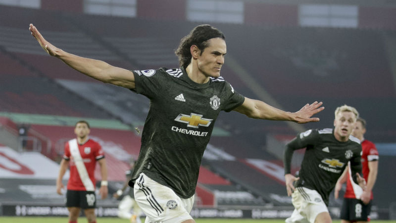Cavani can be Man Utd's catalyst, says Cahill