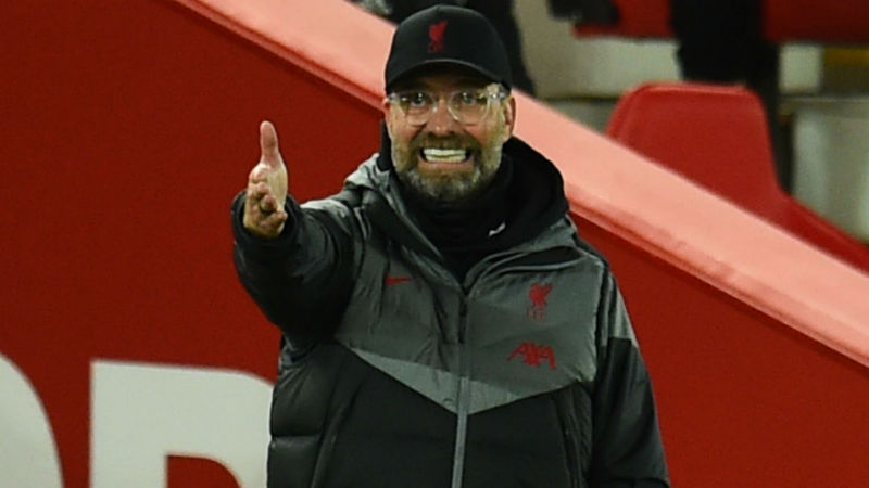 Klopp critical of Premier League for 'ignoring' player welfare