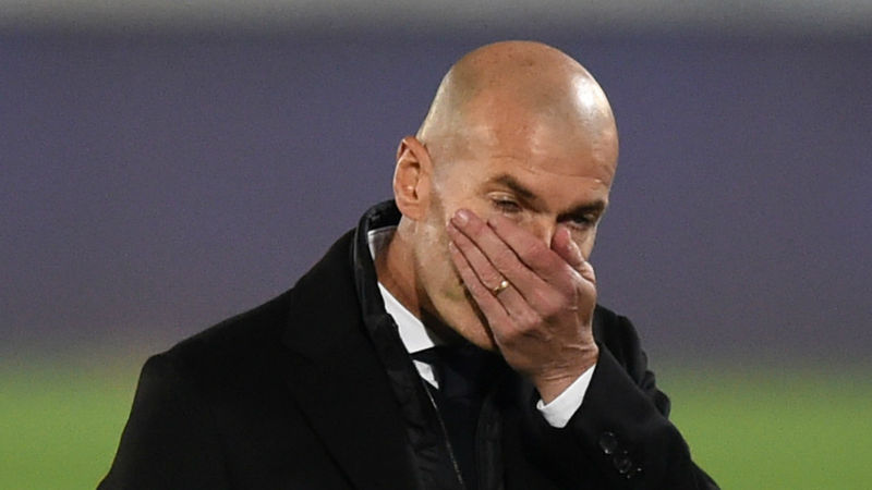 Zidane adamant he has full backing of Real Madrid hierarchy and players