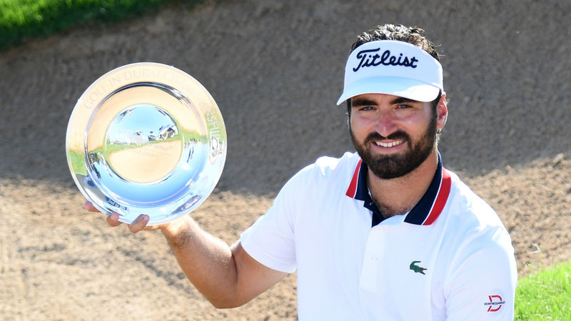 Rozner lands breakthrough title as Sullivan glory bid fades in Dubai