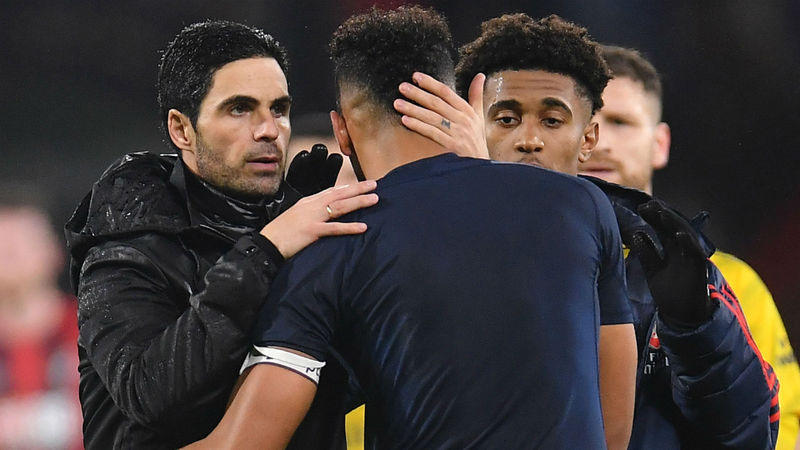 Talking Point: Arteta's Arsenal work at odds with Mourinho's thriving Tottenham