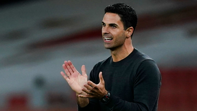 Arteta glad Spurs fans can attend north London derby